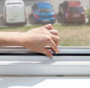 fenêtre moustiquaire protection