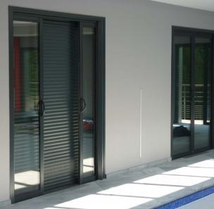 fabrication menuiseries aluminium Bourgoin-Jallieu